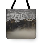 Jim Mountain   #6516 Tote Bag