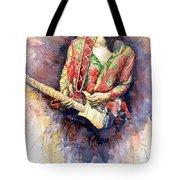 Jimi Hendrix 09 Tote Bag