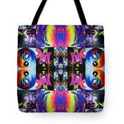 Jimi Kaleidoscope I Tote Bag
