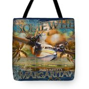 Jimmy Buffett's Hemisphere Dancer Tote Bag