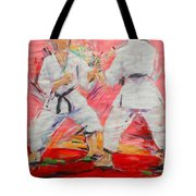 Jiyu Kumite Tote Bag