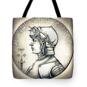 Joan Of Arc - Original Tote Bag