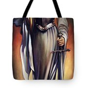 Joan Of Sharc Tote Bag