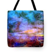 Job 31 29 30 Tote Bag