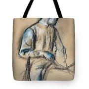 Jockey Tote Bag