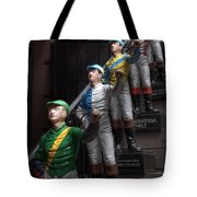 Jockeys Tote Bag