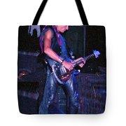Joe Perry Tote Bag