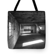 Joe's Garage Tote Bag