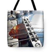 Joe's Guitar Tote Bag