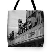 Joe's Playland Tote Bag