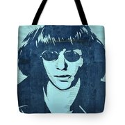 Joey Ramone Tote Bag