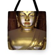 Jogyesa Buddha Tote Bag by Jean Hall