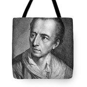 Johann Joachim Winckelmann (1717-1768) Tote Bag
