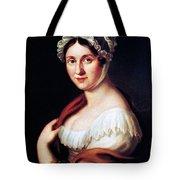 Johanna Wagner (1774-1848) Tote Bag