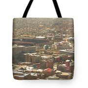 Johannesburg Stadium Tote Bag