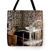 Johl House Tote Bag by Cat Connor