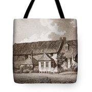 John Bunyans Meeting House, Early 19th Tote Bag