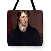 John Constable (1776-1837) Tote Bag