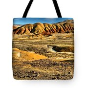 John Day Oregon Landscape Tote Bag
