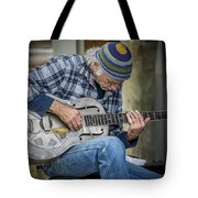 John Decker Tote Bag
