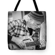 John Decker - Grayscale Tote Bag