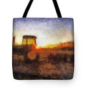 John Deere Photo Art 06 Tote Bag