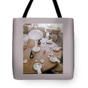 John Dickinson's Dining Table Tote Bag