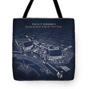 John F Kennedy International Airport Tote Bag