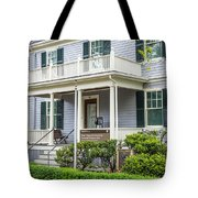 John Fitzgerald Kennedy Birthplace Tote Bag