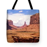 John Ford Point - Monument Valley - Arizona Tote Bag