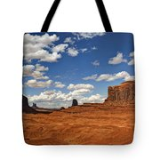 John Ford Point - Monument Valley  Tote Bag