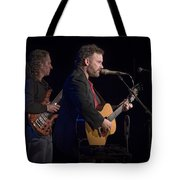 John Gorka And Michael Manring In Concert Tote Bag