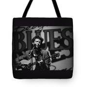 John Hammond Blues Tote Bag