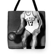 John Havlicek Of The Boston Celtics 1960s Tote Bag