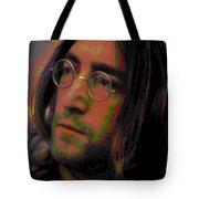 John Lennon 2 Tote Bag