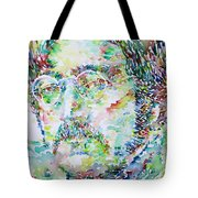 John Lennon Portrait.2 Tote Bag