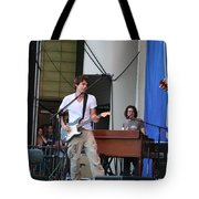 John Mayer And Robbie Mcintosh Taste Of Chicago Tote Bag