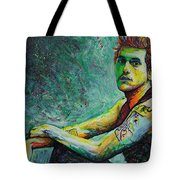 John Mayer Tote Bag