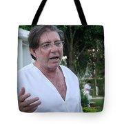 John Of God Tote Bag