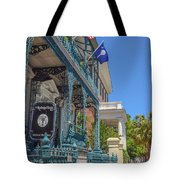 John Rutledge House Tote Bag
