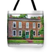 John Snow House Worthington Tote Bag