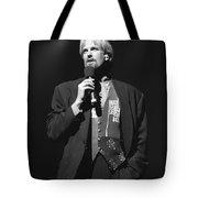 Musician John Tesh Tote Bag