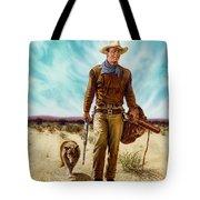 John Wayne Hondo Tote Bag