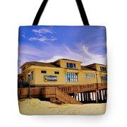 Johnnie Mercer Pier Tote Bag