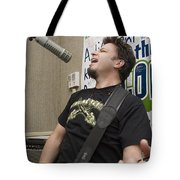 Johnny Hickman Of Cracker Tote Bag