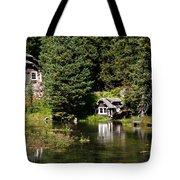 Johnny Sack Cabin Tote Bag