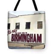 John's City Diner Tote Bag