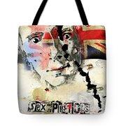 Johny Rotten Tote Bag