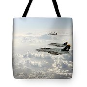 Jolly Rogers Tote Bag