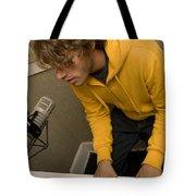 Jon Mclaughlin Tote Bag